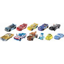 Disney / Pixar Cars 3 Die-Cast Vehicle 10-Pack, Multicolor