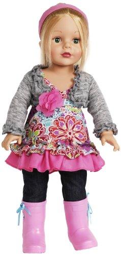 Madame Alexander Flower Power 18″ Doll, Favorite Friends Collection