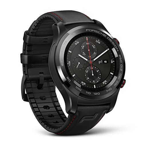 Porsche Design Huawei Smartwatch 4GB IP68 – International Version (Black)
