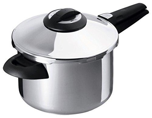 Kuhn Rikon Duromatic Top Model Energy Efficient Pressure Cooker – 7.4-Qt
