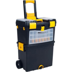 Trademark Tools Mobile Workshop and Toolbox, Multicolor