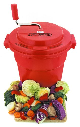 Chef-Master Commercial 5-Gallon Salad Dryer