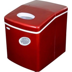 NewAir 28 lbs. Ice Maker – Red