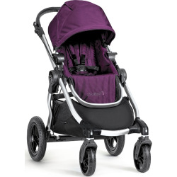 Baby Jogger City Select Stroller, Purple