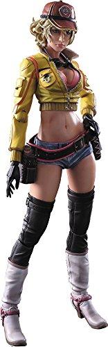 Square Enix Final Fantasy XV: Cindy Aurum Play Arts Kai Action Figure