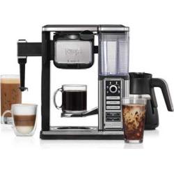 Ninja Coffee Bar Glass Carafe Coffee System (CF091), Black