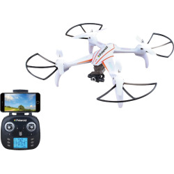 Polaroid PL3100 HD WiFi Gimbal Camera Drone, White