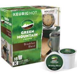 Keurig K-Cup Pod Green Mountain Coffee Nantucket Blend Medium Roast Coffee – 108-pk, Multicolor