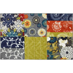 Mohawk® Home Secret Garden Patchwork Rug, Multicolor