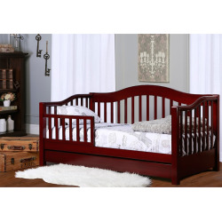 Dream On Me Toddler Day Bed, Red