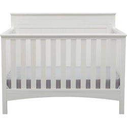 Delta Children Fancy 4-in-1 Standard Full-Sized Crib – Bianca