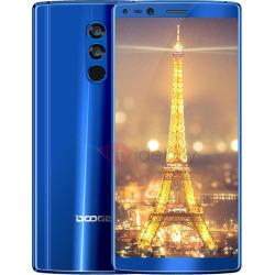 DOOGEE MIX 2 5.99 Inch Face Unlock 6GB RAM 128GB ROM Helio P25 Octa-Core 4G Smartphone