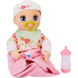 Baby Alive Blonde Real As Can Be Baby Doll, Multicolor