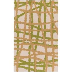 Surya Balam Outdoor Rug – Lime, Green