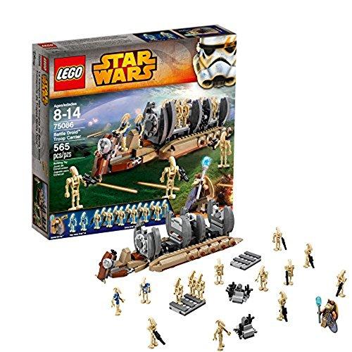 Lego Star Wars – 75086 Battle Droid Troop Carrier