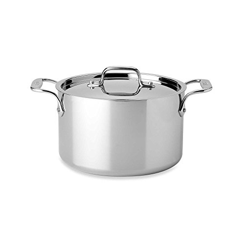all clad 4304 stainless steel 3 ply bonded dishwasher safe casserole with lid - Allshopathome-Best Price Comparison Website,Compare Prices & Save