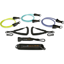 Bionic Body Resistance Training Starter Kit, Multicolor