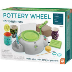 Pottery Wheel for Beginners by MindWare, Multicolor