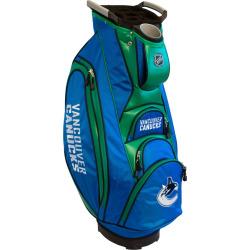 Team Golf Vancouver Canucks Victory Golf Cart Bag, Multicolor