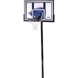 Lifetime 48-in. Shatterproof In-Ground Basketball System, Black