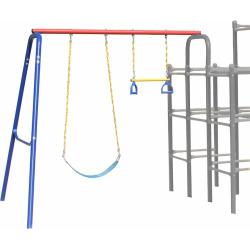 Skywalker Sports Jungle Gym Swing Set Add-On Module, Blue