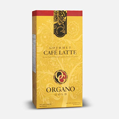Organo Gold – Cafe Latte (Case of 5 Boxes!)