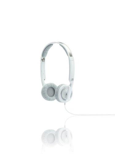 Sennheiser PX 200-II Foldable Closed Mini Headphone – White