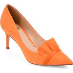 Journee Collection Journee Collection Marek Women's High Heels, Size: medium (8), Orange