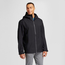 Men's Tall Softshell Waterproof Jacket – C9 Champion Black Xlt