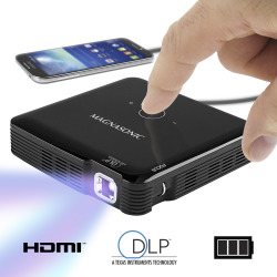 Magnasonic Mini Portable Pico Video Projector