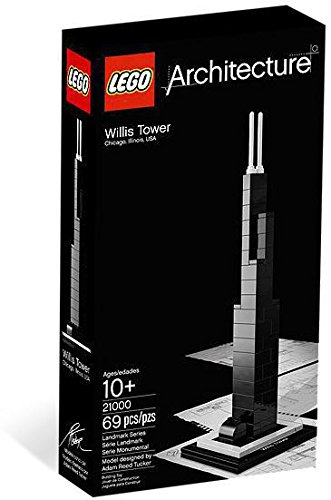 LEGO Architecture Willis Tower (21000)