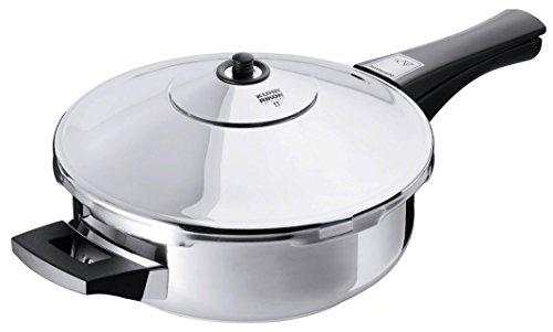 Kuhn Rikon Duromatic Energy Efficient Pressure Cooker – Frying Pan