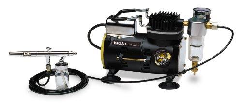 Iwata-Medea Studio Series Sprint Jet Single Piston Air Compressor