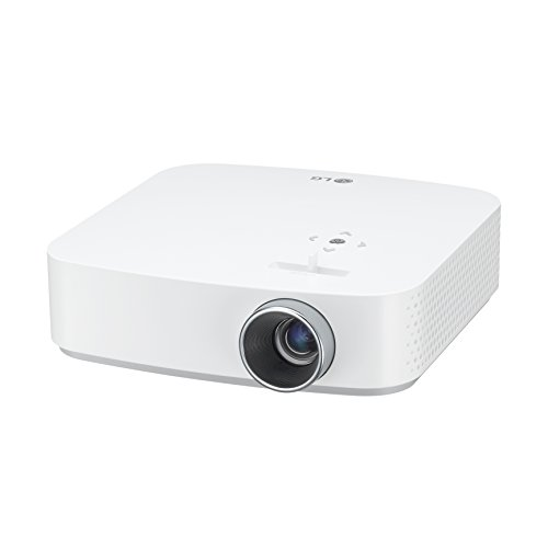 LG PF50KA Portable Full HD LED Smart Home Theater Projector