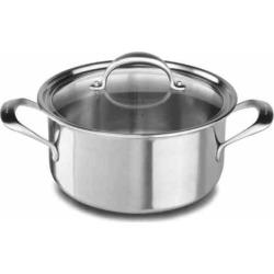 KitchenAid KC2C60LCST 6-qt. Copper Clad Stainless Steel Casserole Dish, Multicolor