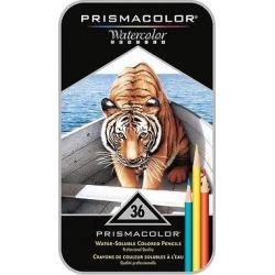 Prismacolor Watercolor Pencils-Assorted Colors 8″x4.5″, Multi-Colored