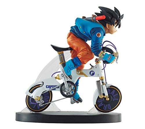 Megahouse Dragon Ball Z: Son Goku Real McCoy 02 Desktop Statue F Edition