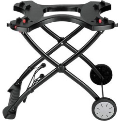 Weber Q Portable Cart, Black
