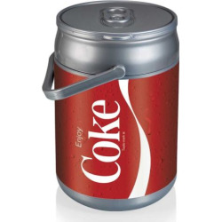 Picnic Time Coca-Cola Can Cooler, Multicolor