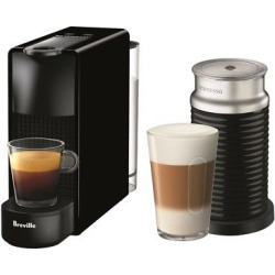Nespresso Essenza Mini Black Bundle