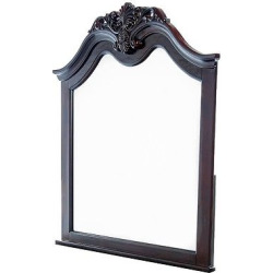 Highclere Castle Mirror – Brown