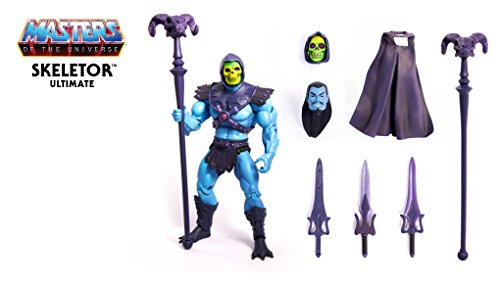 Masters of the Universe Classics Ultimate Skeletor Exclusive Action Figure