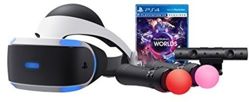 PlayStation VR – Worlds Bundle [Discontinued]