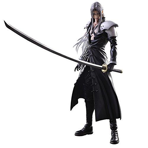 Final Fantasy VII Advent Children Sephiroth Play Arts Kai Action Figure
