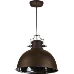 Kenroy Home Nautilus 1-Light Large Pendant Lamp, Multicolor