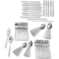 Oneida Castle 82-pc. Flatware Set, Multicolor