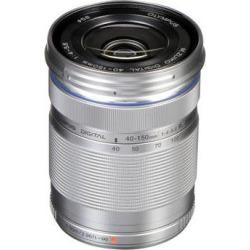 Olympus M.Zuiko Digital ED 40-150mm f/4-5.6 R Lens (Silver) V315030SU000