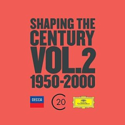 Shaping The Century: Volume 2 1950-2000 / Various (IMPORT)