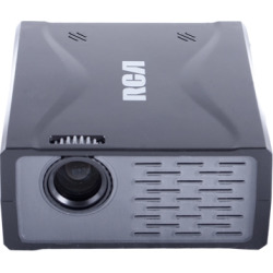 RCA P50M Mini Projector with Integrated Multimedia Player