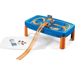 hot wheels car track play table by step2 blue - Allshopathome-Best Price Comparison Website,Compare Prices & Save